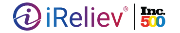 iReliev Logo